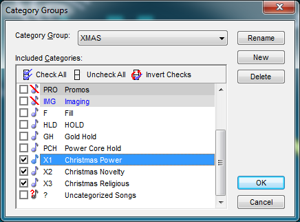MusicMaster Scheduling - Music Scheduling Software for Windows