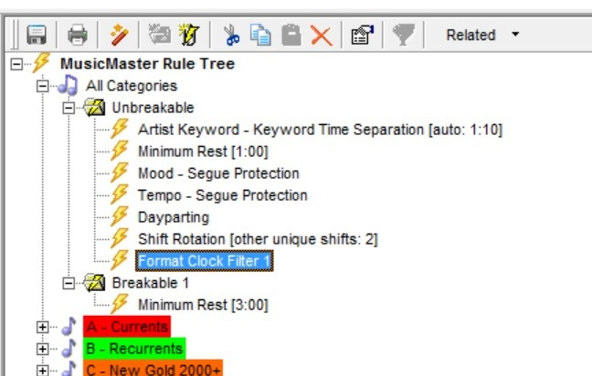 Start Fresh with a New Rule Tree2